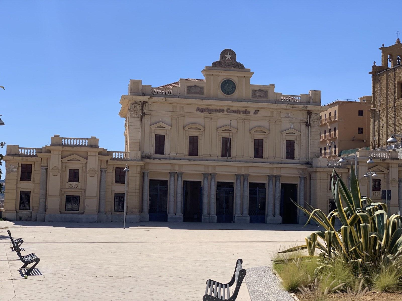 Agrigento Centrale vasútállomás