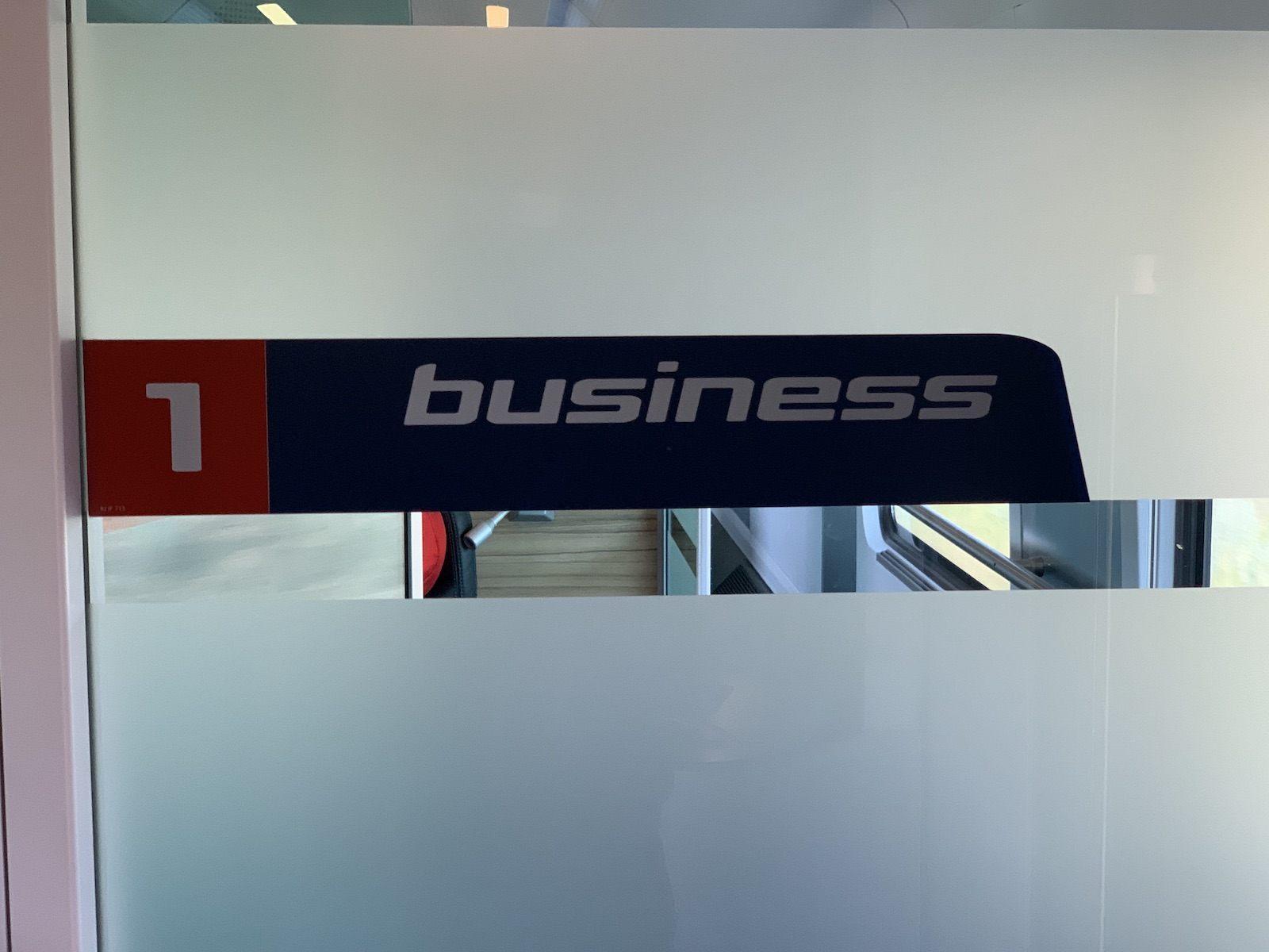 Irány a business class