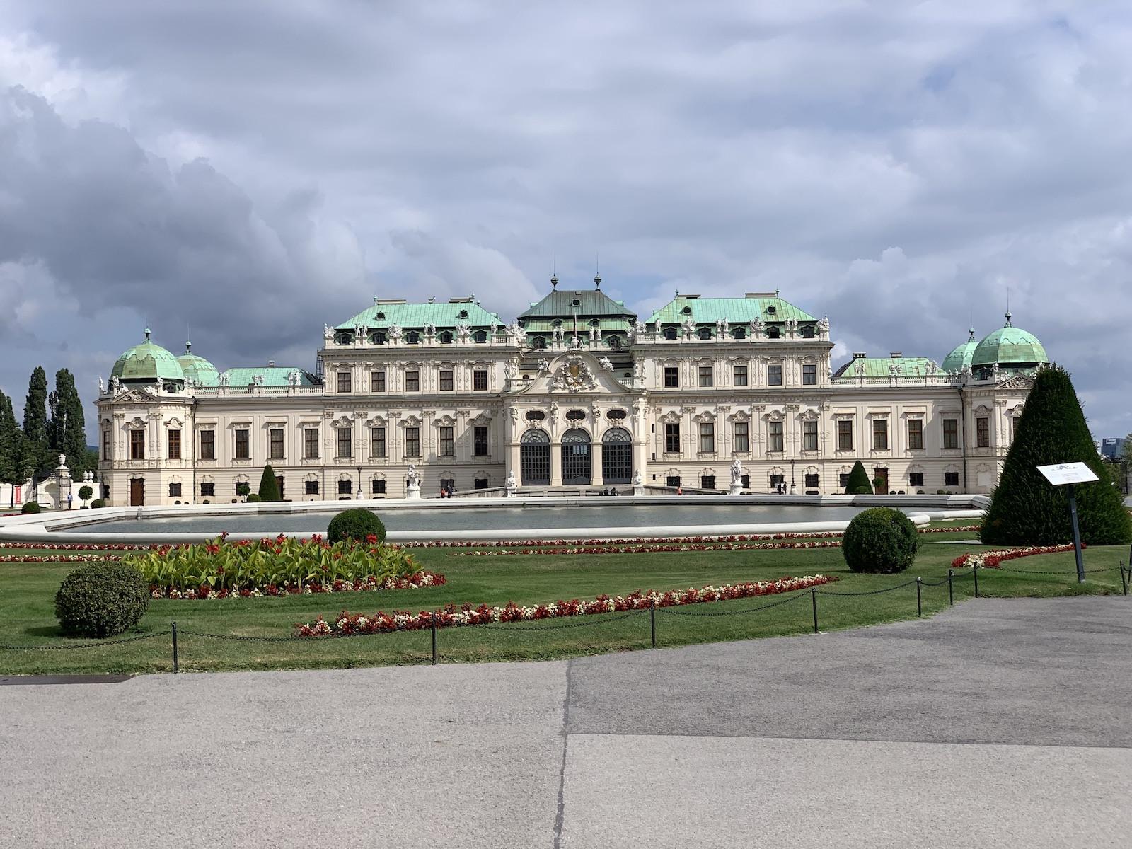 A Belvedere kastély I!.