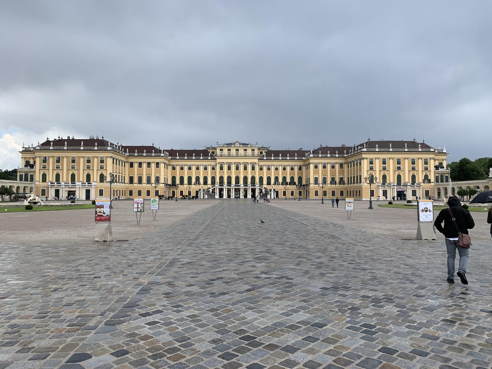 A Schönbrunn kastély