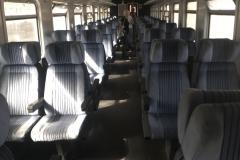 Szerb vasút, ülőhelyes kocsi
