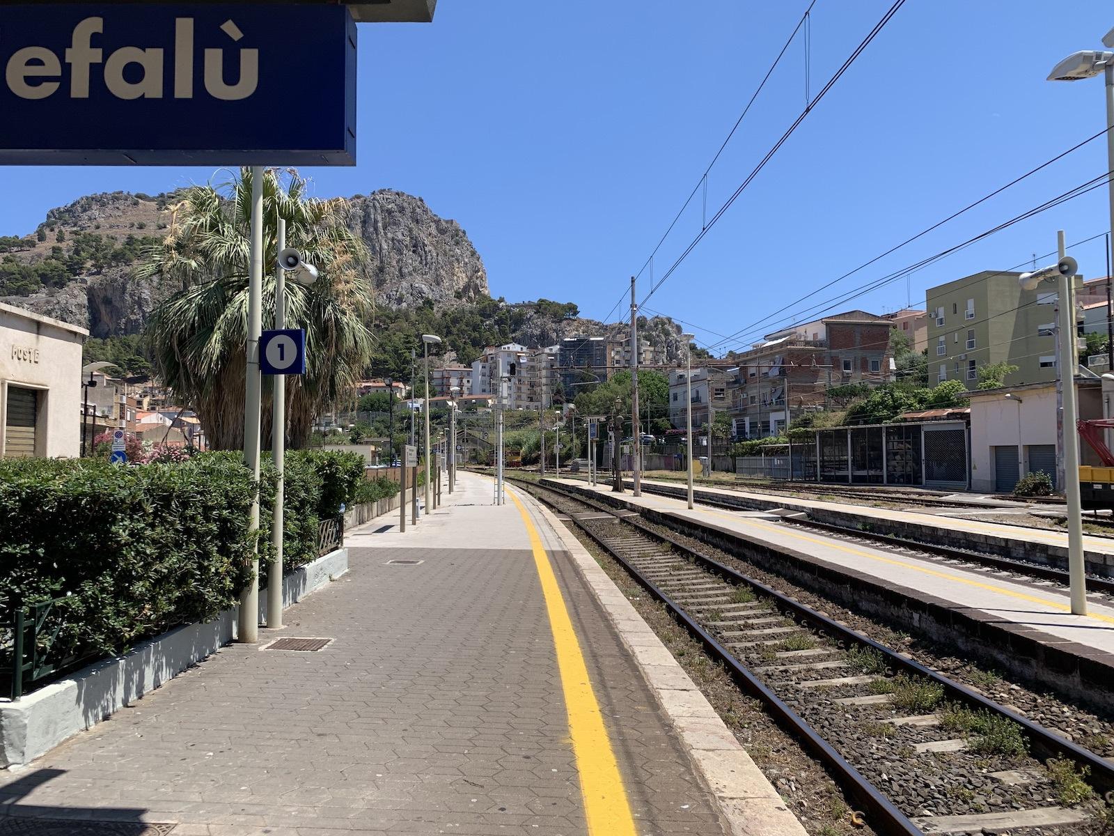 Cefalú vasútállomás