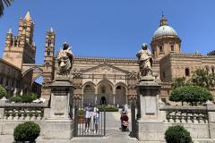 A Palermo katedrális