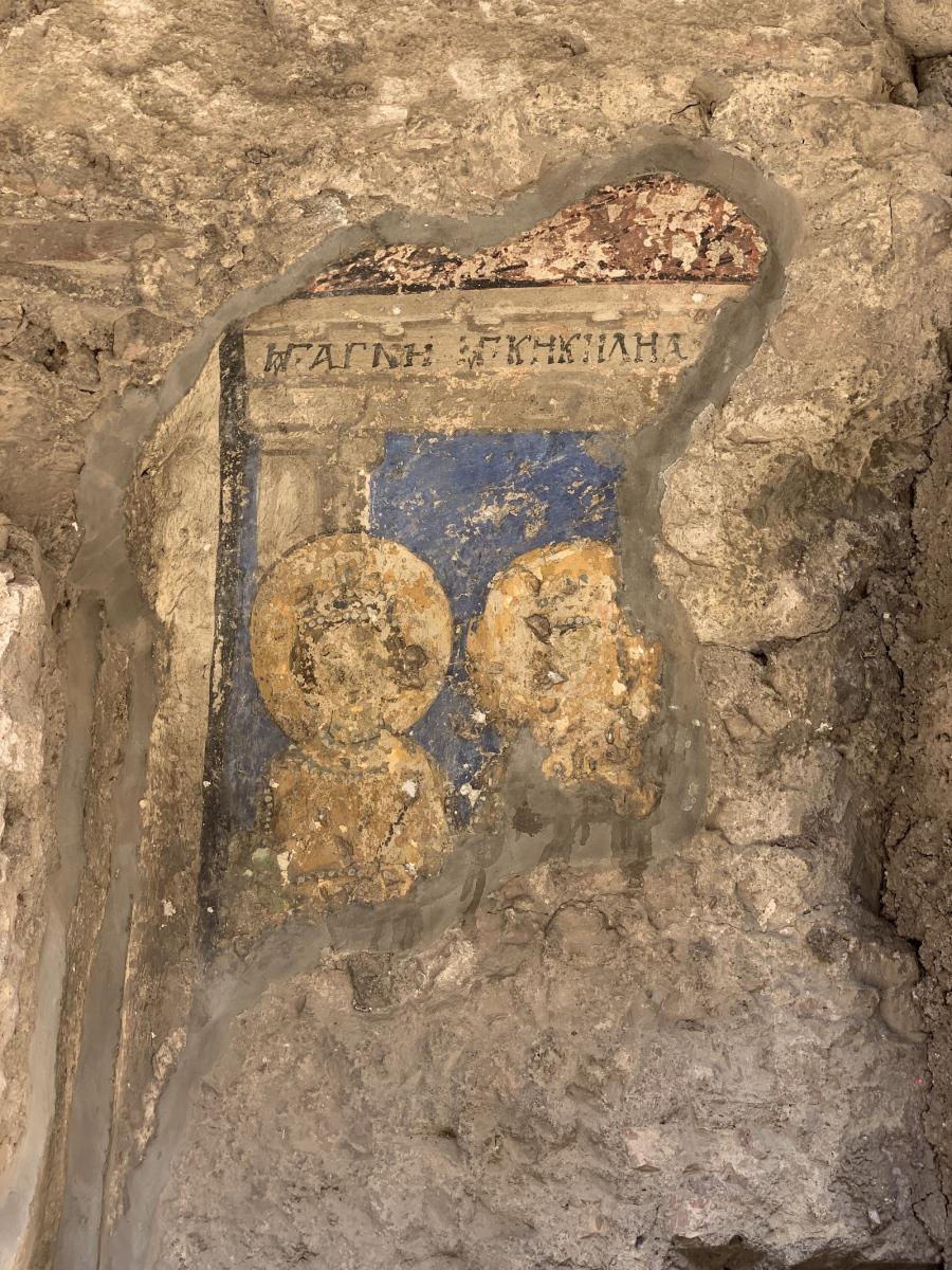Megmaradt ókori festmények