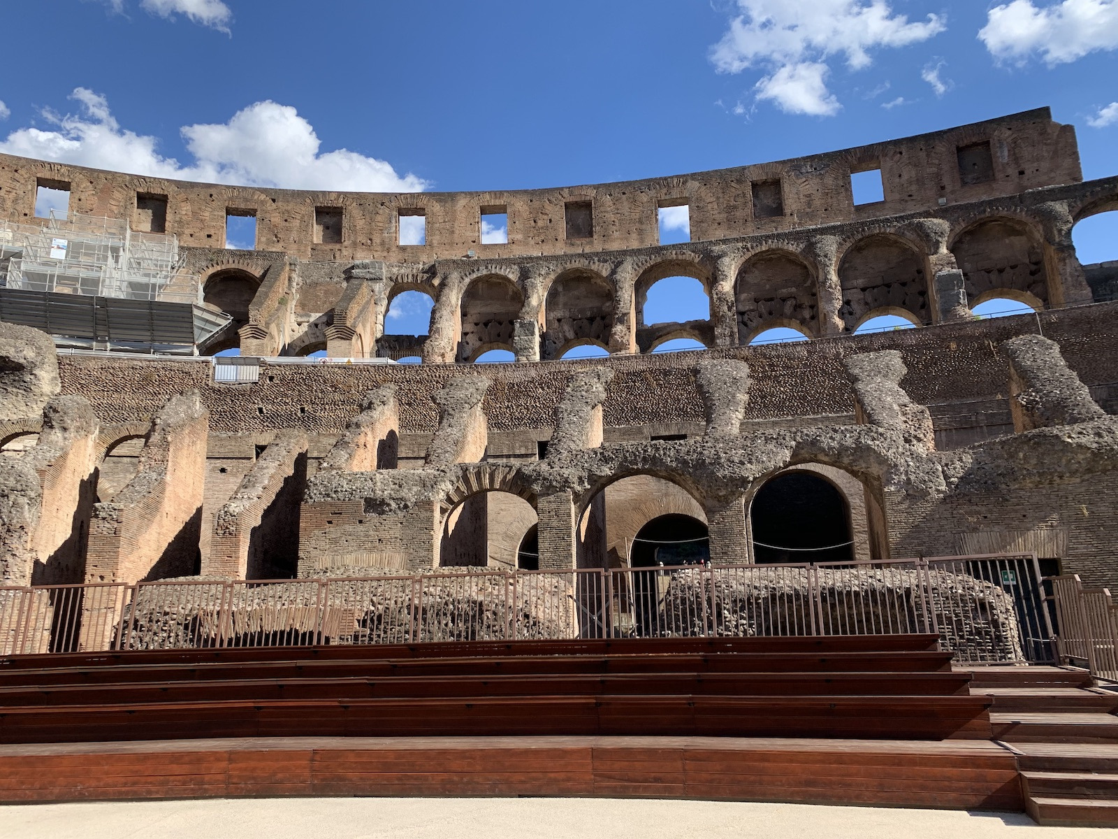 Colosseum falai